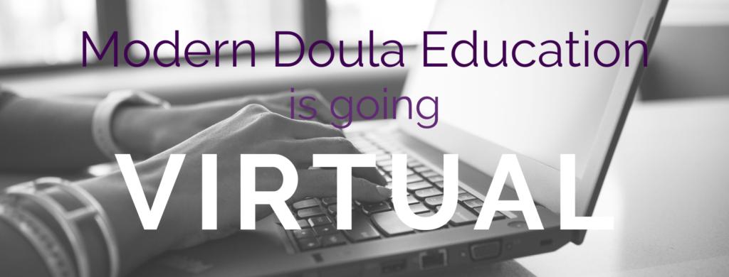 Virtual Online Postpartum Doula Certification Workshop